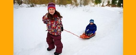Le ski en famille : tout le monde en piste !