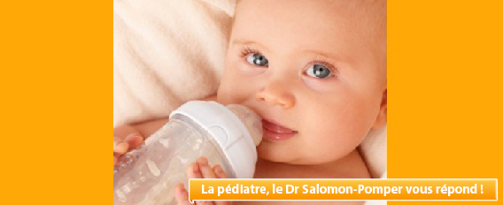 Diversification alimentaire : peut-on garder le lait du soir ?