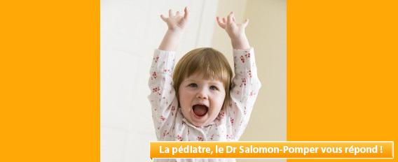 Difficultés d'endormissement de bébé : notre pédiatre vous conseille !