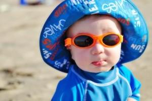 Les protections solaires pour les enfants