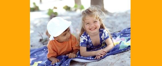Les protections solaires pour les enfants : bien protéger les enfants des dangers du soleil