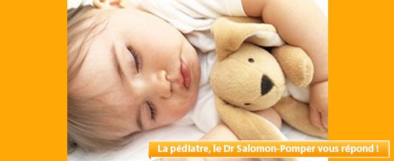 À 10 mois bébé ne fait toujours pas ses nuits, que faire ?