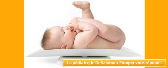 Mon bébé mange-t-il trop ? Risque-t-il un surpoids ?