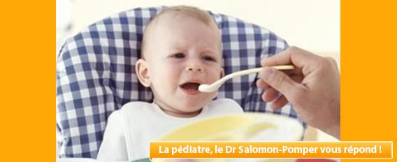 Symptômes, diagnostic et traitement de l'IPLV chez l'enfant