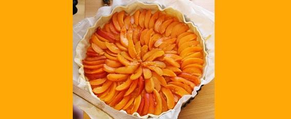 Recette pour les enfants : la tarte aux abricots facile à faire