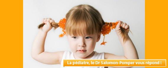 Ma fille de 3 ans se tire les cheveux, que faire ?