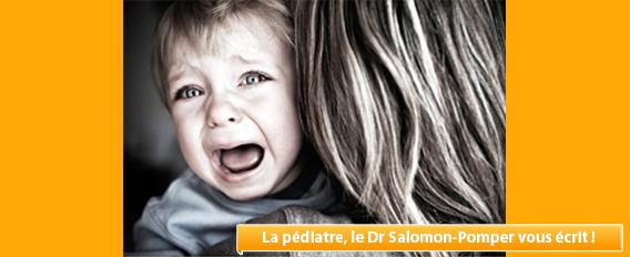 Mon enfant pleure lors de chaque séparation : pourquoi ?