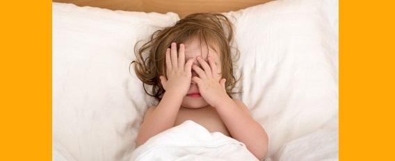 Mon enfant a peur du noir : que faire ?