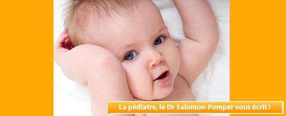 Mon bébé a la peau très sèche : que faire ?