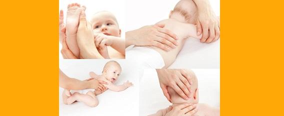 La kinésithérapie pour bébé : interview d'un professionnel