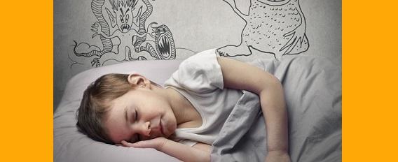 Au secours, mon enfant fait des cauchemars ! Nos 5 conseils !