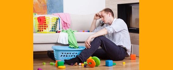 Comprendre la dépression post-natale paternelle