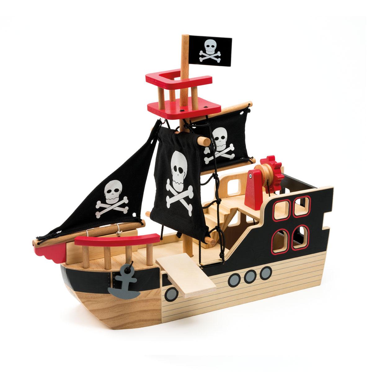 No l 2015 10 id es cadeaux pour merveiller les enfants - Image bateau pirate ...