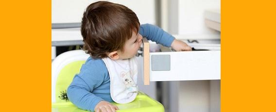 Bien sécuriser son domicile à l'arrivée de bébé