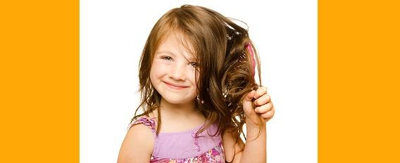 Coiffure pour enfants cheveux longs avec vidГ©o