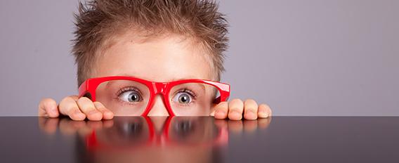 Comment bien choisir les lunettes de votre enfant ?