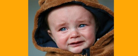 Bébé larmes