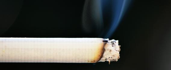 Mon enfant fume