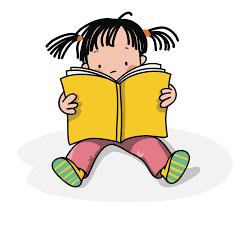 Petite fille lecture