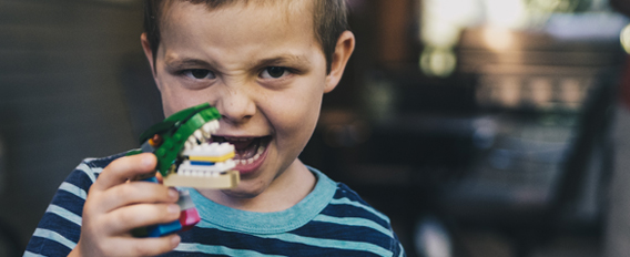 Quelle brosse à dents choisir pour mon enfant ?