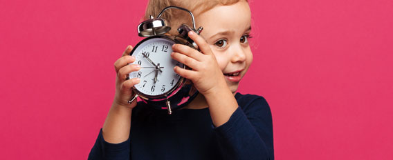 Apprendre la notion du temps