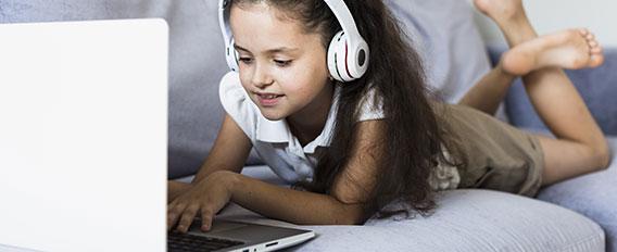 Ressources en ligne pour occuper les enfants
