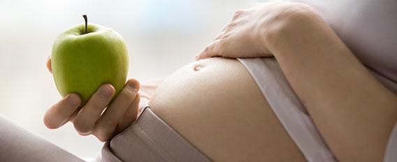 Perturbateurs endocriniens pendant la grossesse