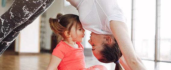 Défi sport parent / enfant